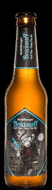 Heidelberger Brückenaff