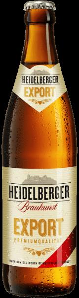 Heidelberger Premium Export