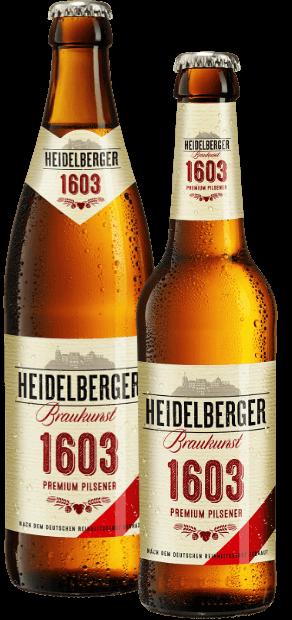 Heidelberger 1603 Premium Pilsener
