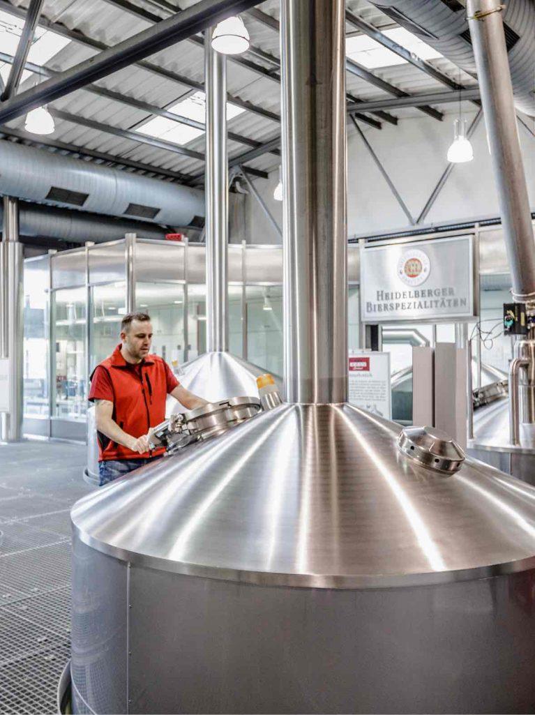 Entdecken Sie unsere Brauerei!